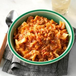 Soup-Bowl Cabbage Rolls