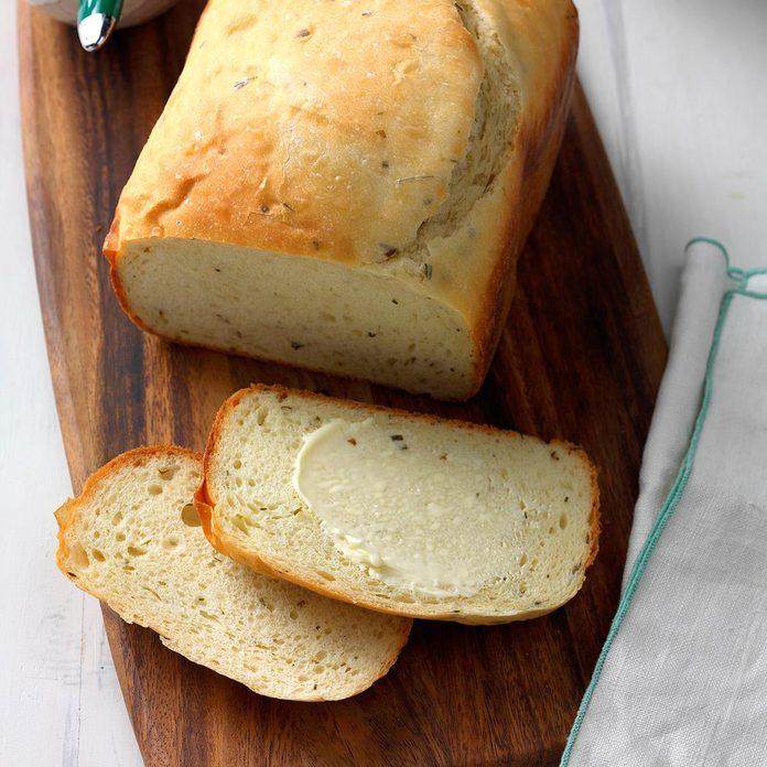 Sour Cream Chive Bread