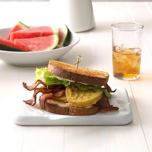 Southern  Fried BLT