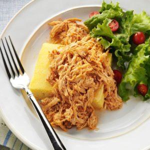 Southern Shredded BBQ Chicken