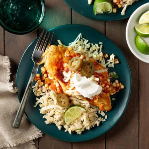 Southwest Smothered Chicken
