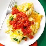 Southwest Tortilla Scramble