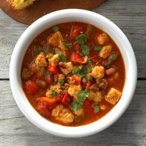 Southwest Turkey Stew