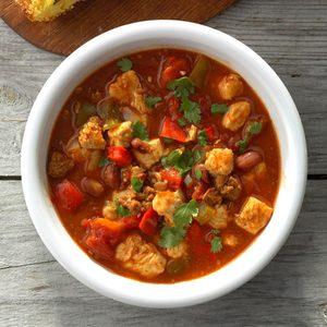 Southwest Turkey Stew