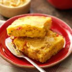 Southwestern Cornbread with Chili Honey-Lime Butter