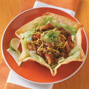 Southwestern Taco Salad
