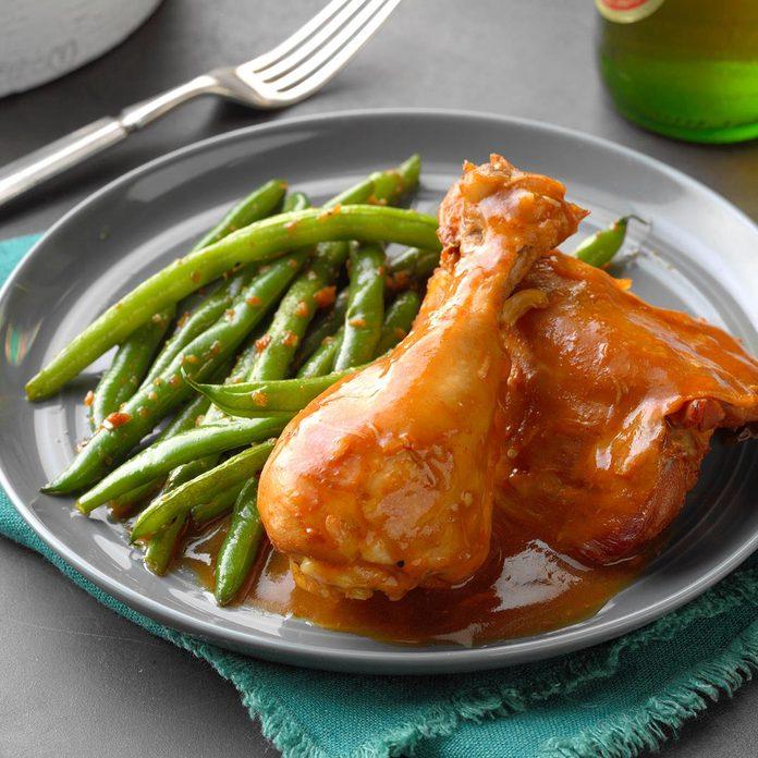 Soy-Garlic Chicken