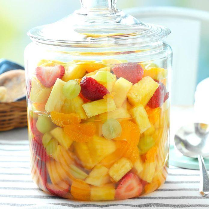 Sparkling Fruit Salad