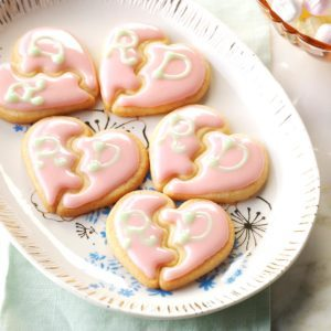 Special Occasion Cutout Cookies