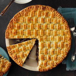 Special Raisin Pie