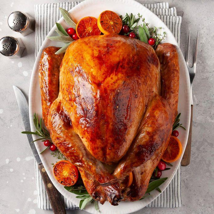 Special Roast Turkey