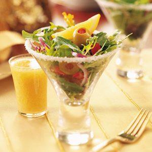 Spectacular Dirty Martini Salad