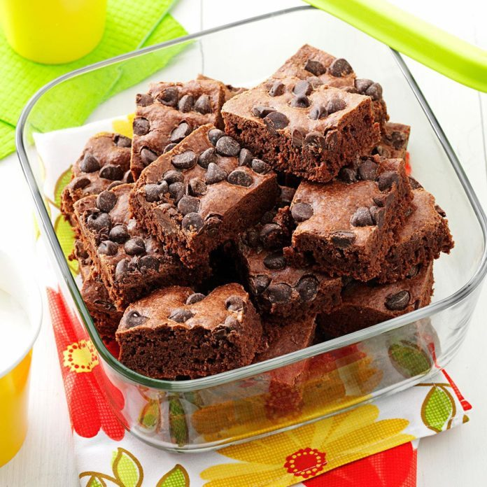 North Dakota: Speedy Brownies