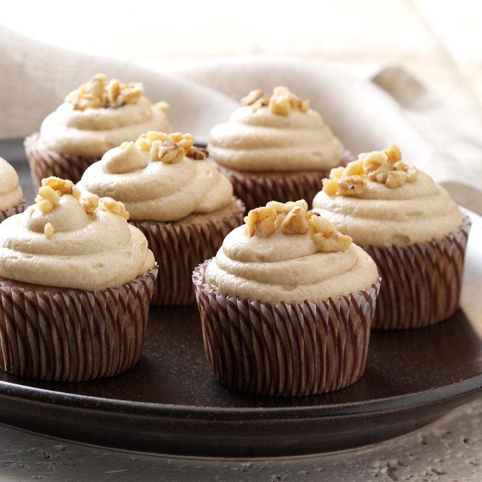 Spice Cupcakes