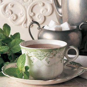 Spiced Mint Tea