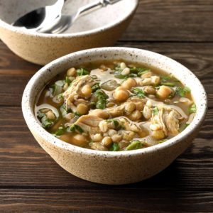 Spiced-Up Healthy Soup