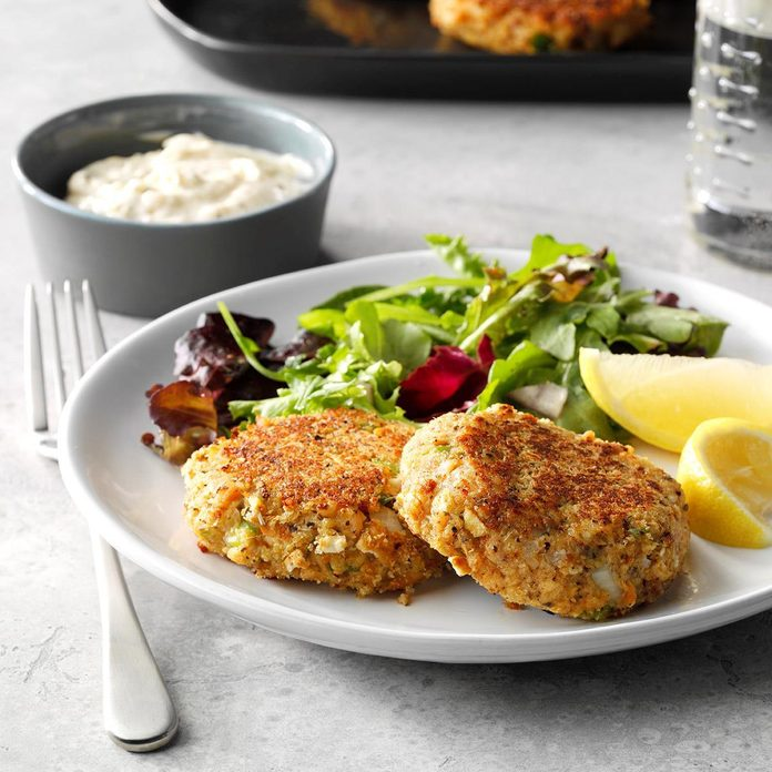 Day 28: Spicy Salmon Patties