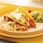 Spicy Turkey Tacos