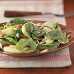 Spinach Almond Salad