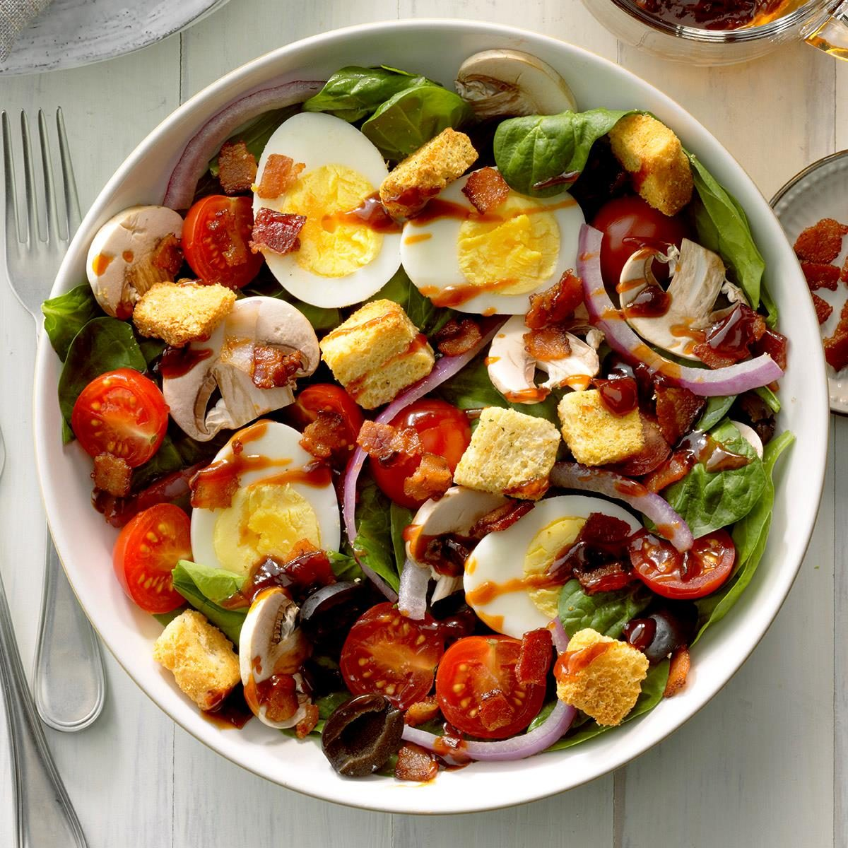 Our 50 Best Spinach Salad Recipes Taste Of Home