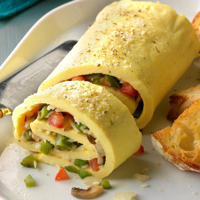 Spiral Omelet Supreme