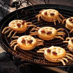 Spooky Spider Snacks