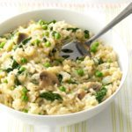 Spring Green Risotto
