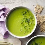 Spring Pea Soup