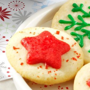 Star-Bright Cookies