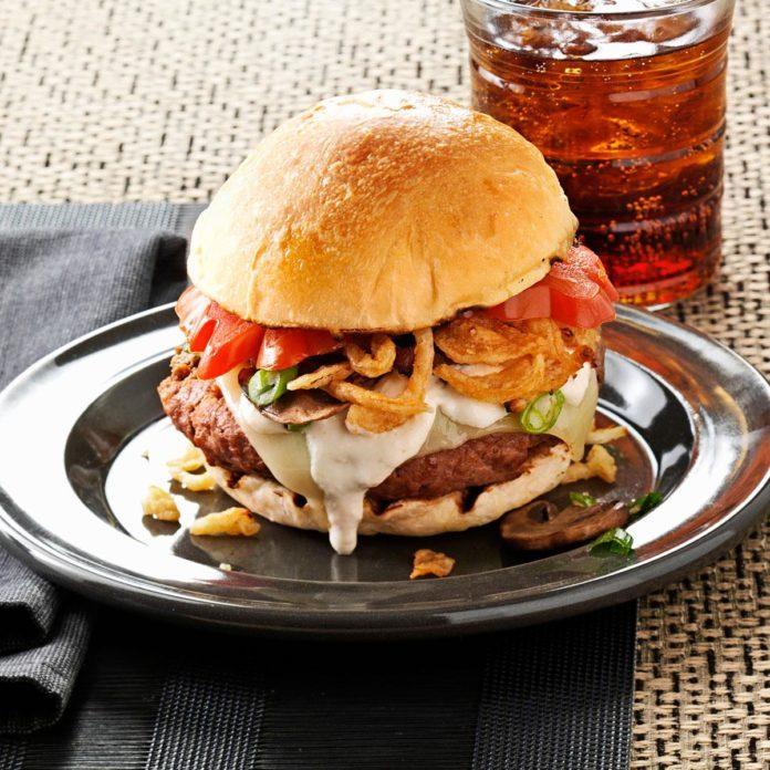 Steak House Burgers