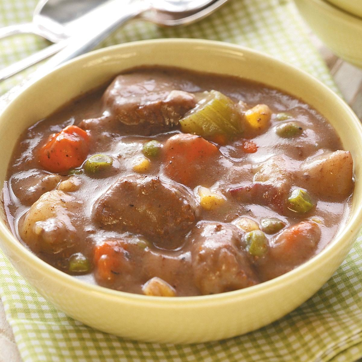 Stew for a Crowd