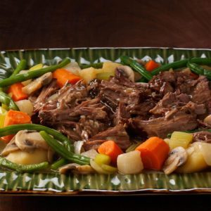 Stovetop Pot Roast