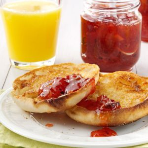 Strawberry-Kiwi Jam