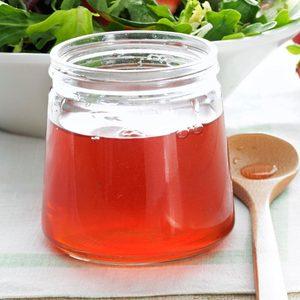 Strawberry Orange Vinegar