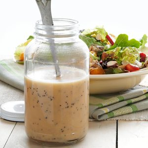 Strawberry Poppy Seed Dressing