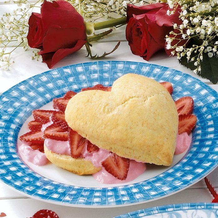 Strawberry Shortcakes