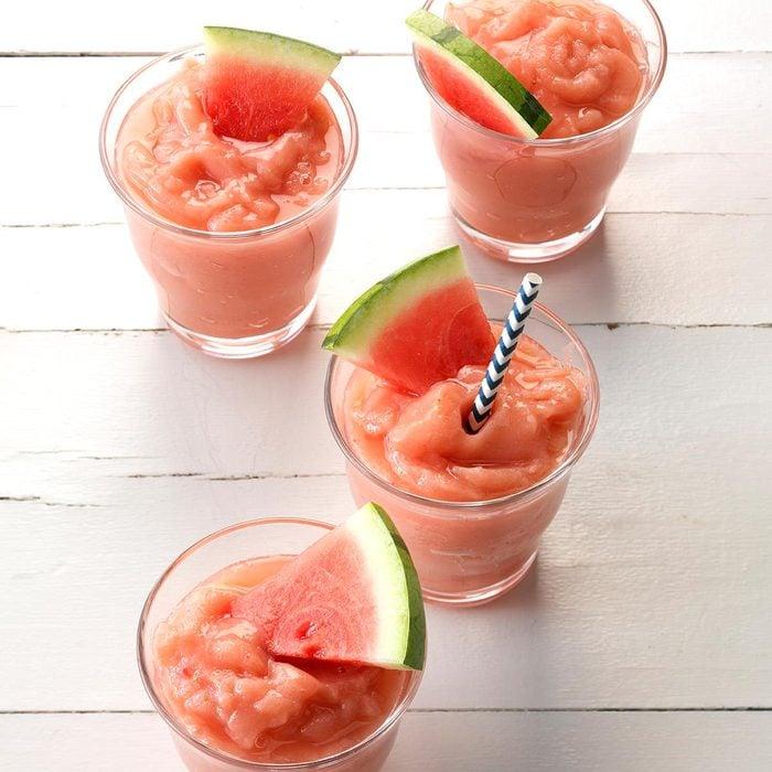 Strawberry Watermelon Slush