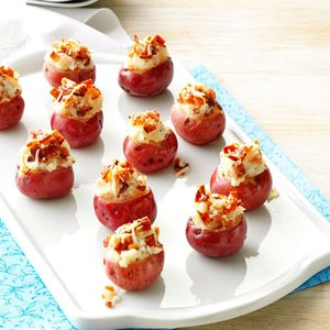 Stuffed Baby Red Potatoes