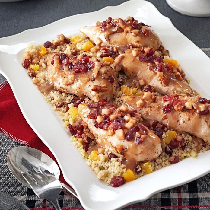 Stuffed Chicken Breasts With Cranberry Quinoa Exps59411 Th2379806c08 29 3bc Rms 2