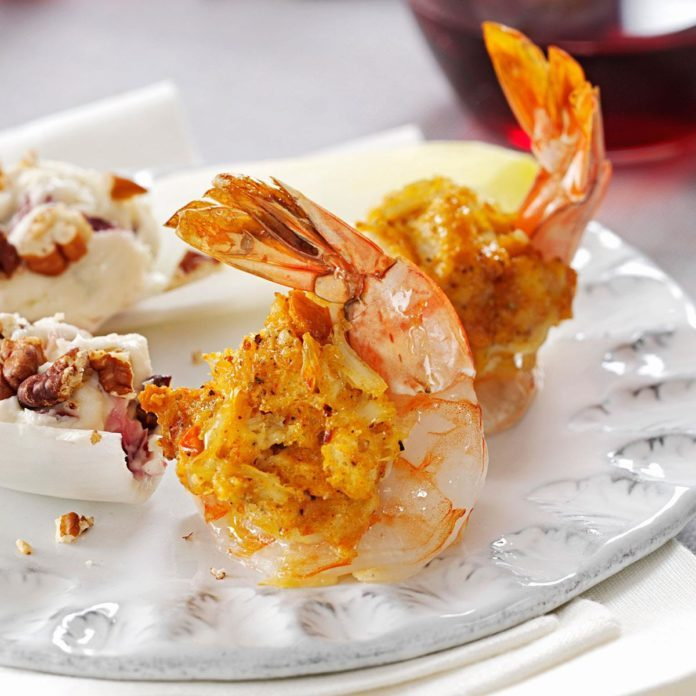 Stuffed Shrimp Appetizers