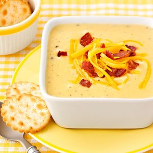 Sue's Cream of Baked Potato Soup