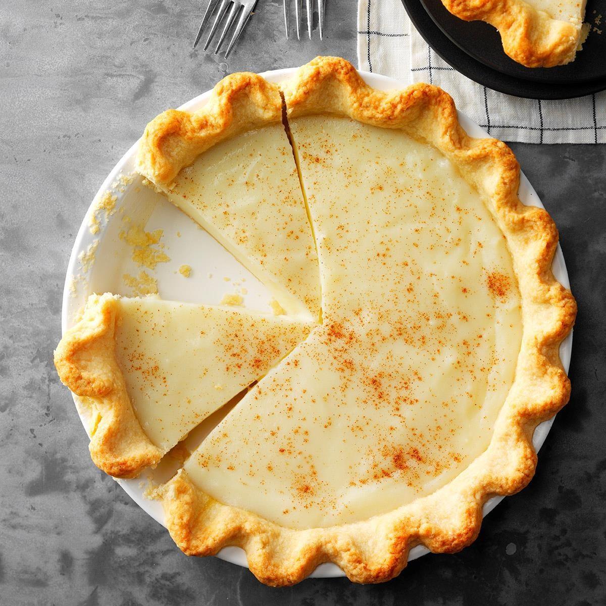 cream pie recept
