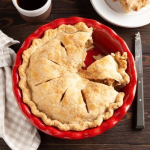 Sugar-Free Apple Pie