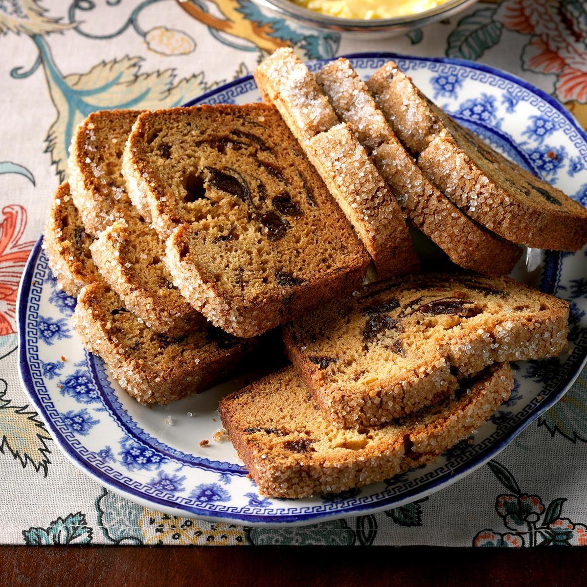 Sugar Plum Bread Recipe | Taste of Home