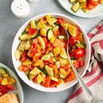 Summer Squash and Zucchini Side Dish