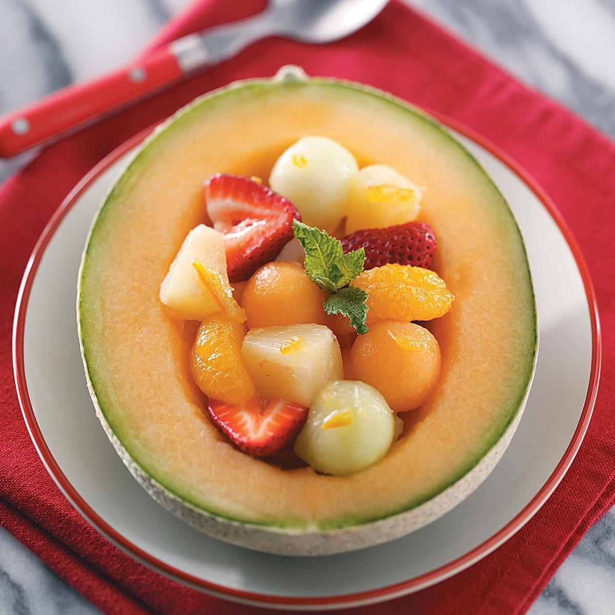 Summertime Melon Salad