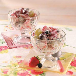 Summertime Strawberry Salad