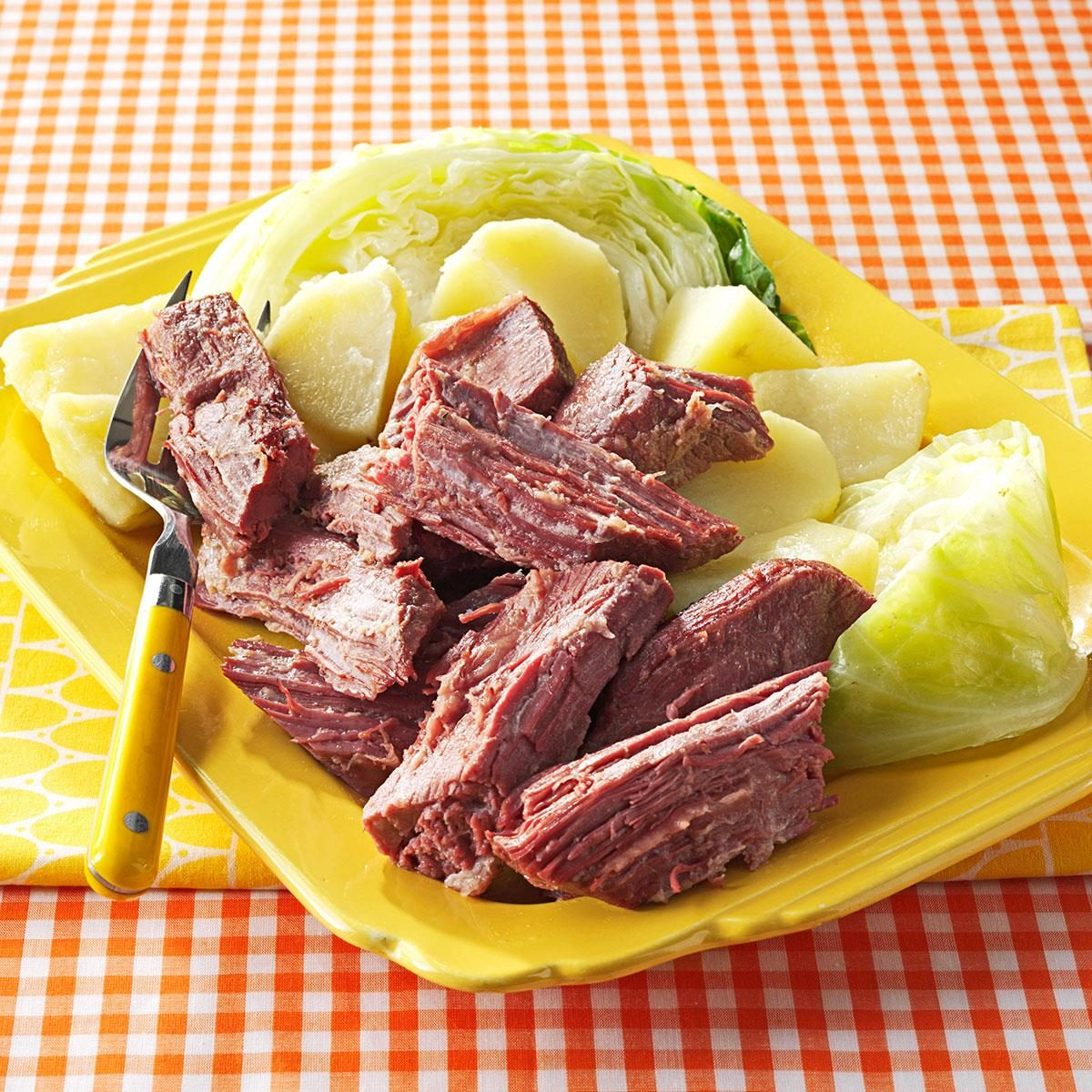 Sunday's Corned Beef