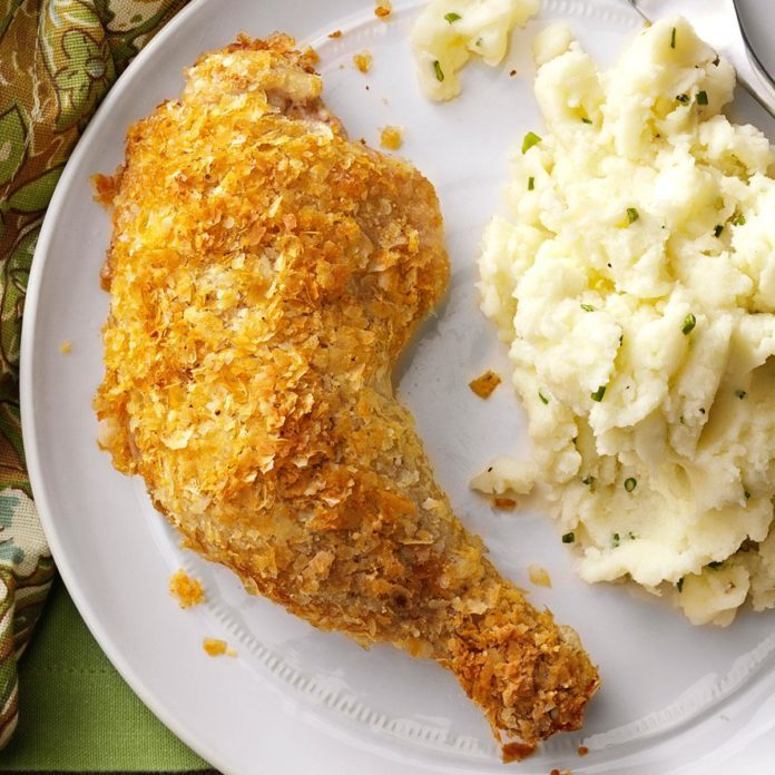 1981: Breaded Baked Chicken
