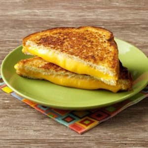 Super Grilled Cheese Sandwiches